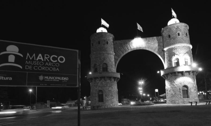 Rediseño expositivo del museo MARCO. Placa de reconocimiento a la familia Latella Frías