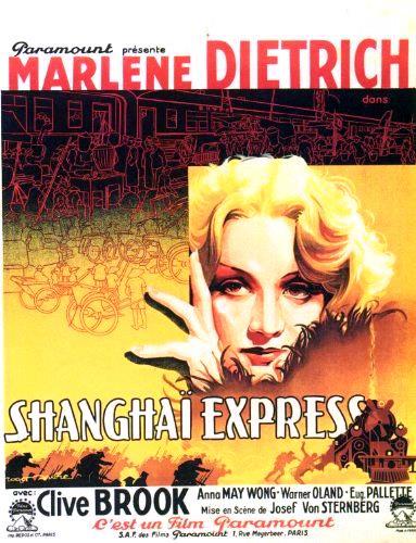 El expreso de Shanghái
