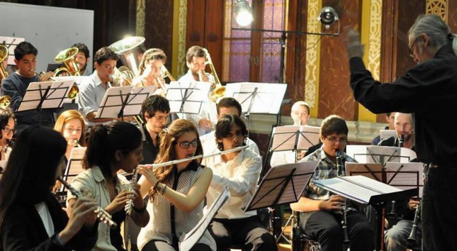 Presentación Banda Juvenil Municipal
