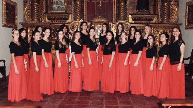 "INCANTARE coro femenino | Ciclo ""Córdoba Provincia de Artistas"""