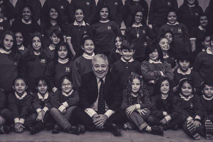 Presentación Coro de Niños de la Ciudad