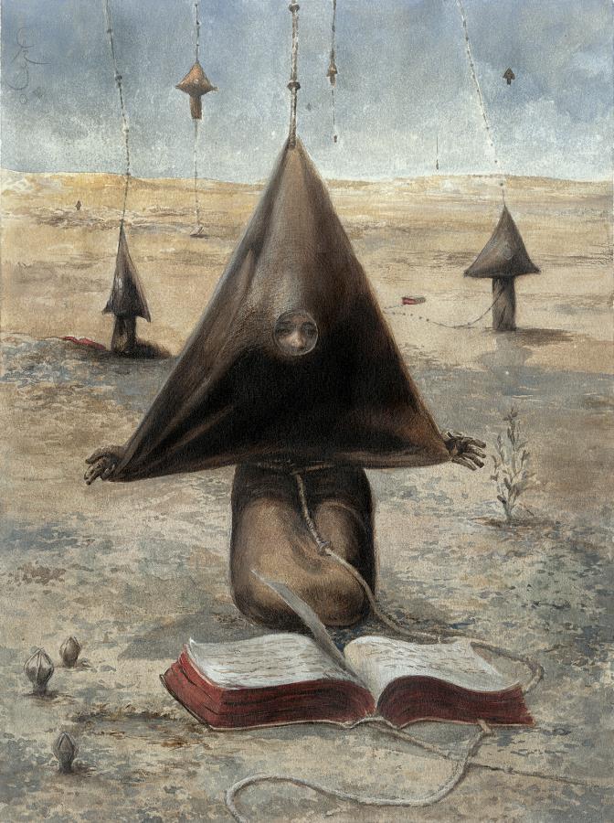"""""""Cuerpo y artificio"""", en la galería del BNA"""