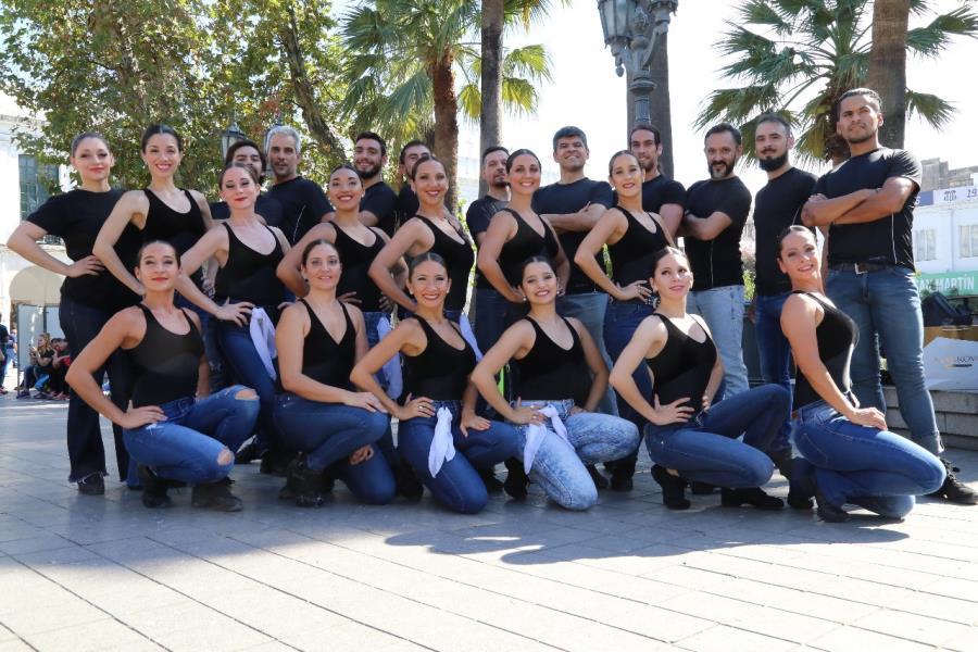 Ballet Municipal en  CPC Ruta 20