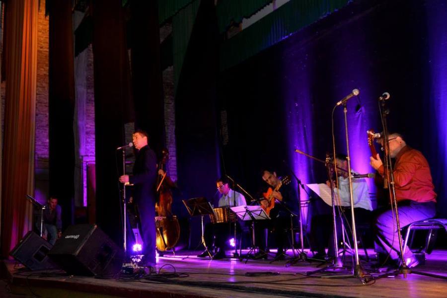 El Ensamble Municipal de Música Ciudadana en Fiestas Patronales