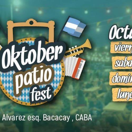 Oktober Patio Fest