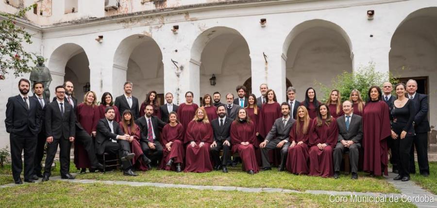 Concierto del Coro Municipal de la ciudad de Córdoba