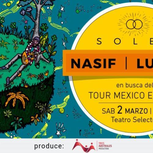 "Nasif & Lucano ""Soles"""