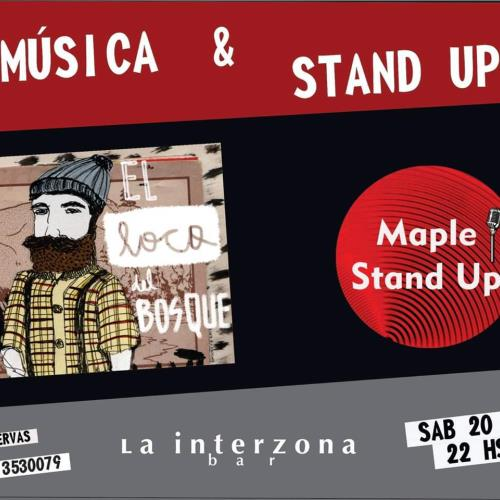 Maple Stand Up