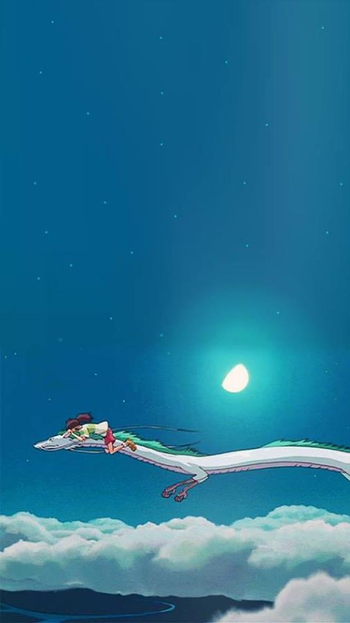 Cine Bajo las Estrellas - El Viaje de Chihiro