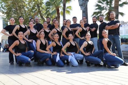 El Ballet Municipal en Marqués de Sobremonte