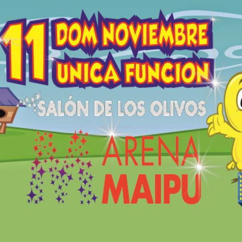 Show Musical Infantil de la Gallina Pintadita en Vivo !