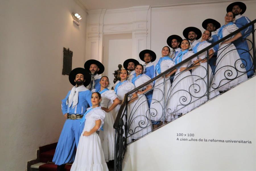 Presentación del Ballet Municipal