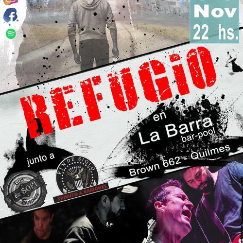 Refugio despide el año en Quilmes