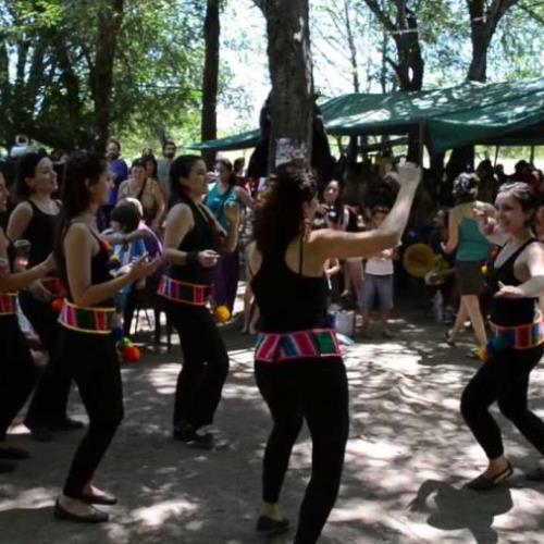 Festival San Antonio de Arredondo.