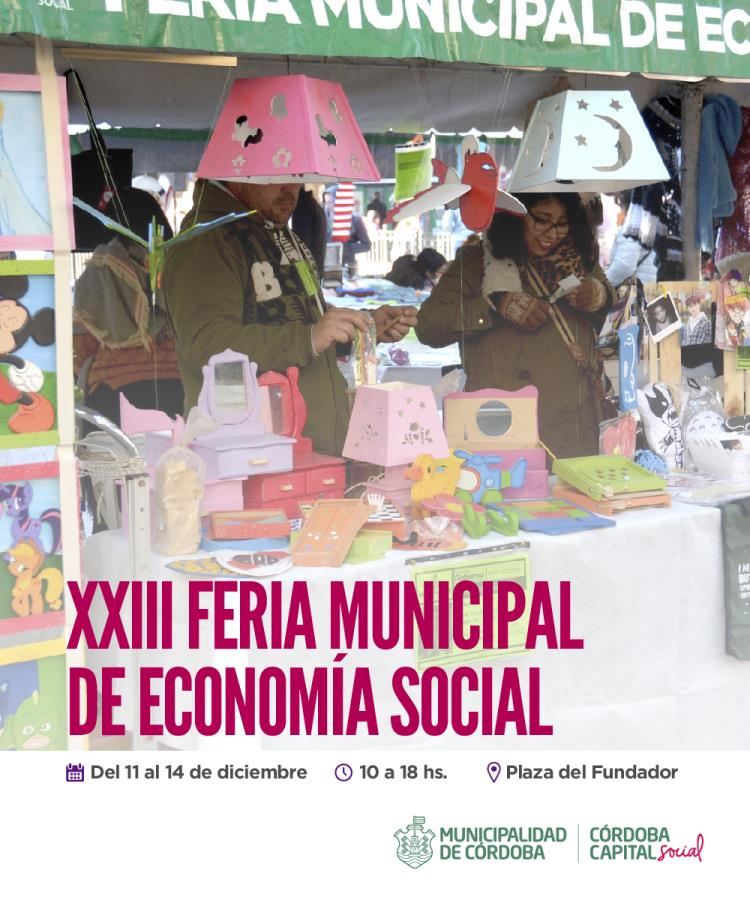 XXIII Feria de la Economía Social Municipal