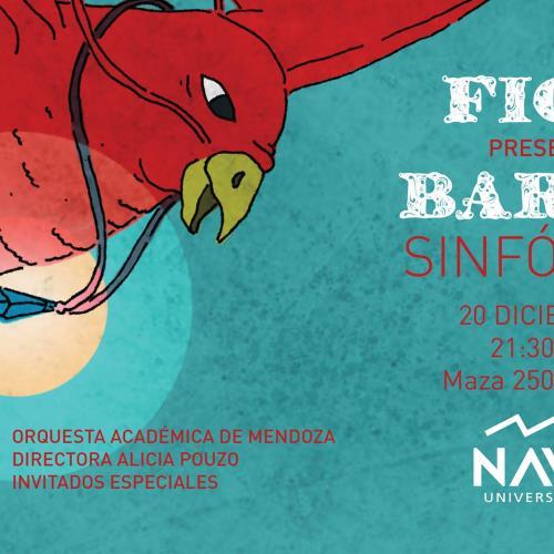 ► FION presenta :: Bardo :: junto a la Orquesta Académica de Mza