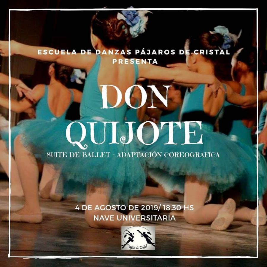 Don Quijote- suite de ballet