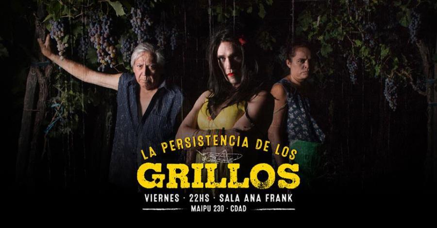 Vuelve! La Persistencia De Los Grillos