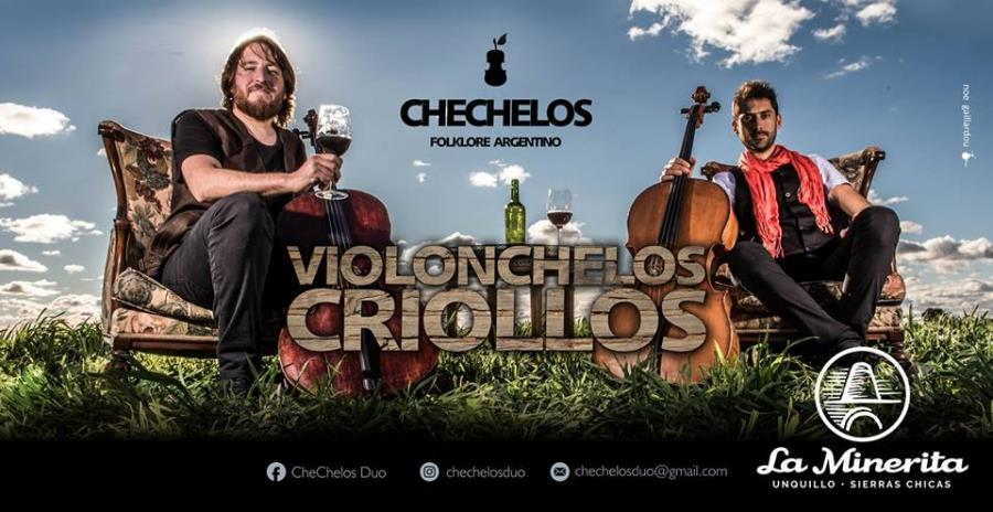 CheChelos en Unquillo