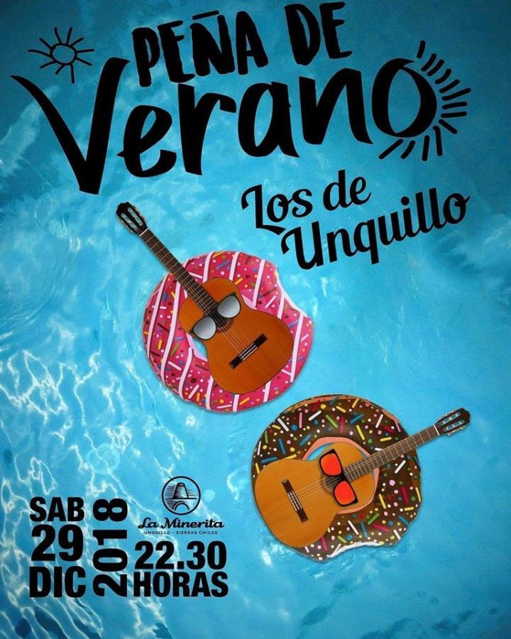 Peña De Verano