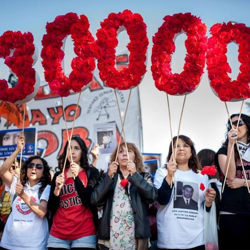 Días de Justicia - Muestra Fotográfica en la ex ESMA