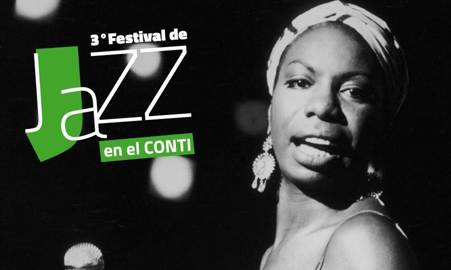 3° Festival de Jazz en el Conti