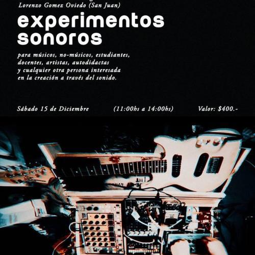 Experimentos Sonoros