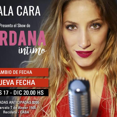 "Show Jordana ""Intimo"""