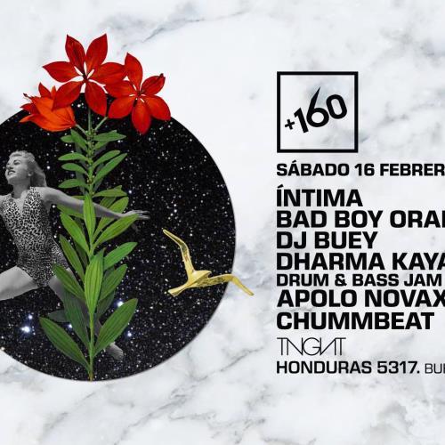 Club De Amigos +160 en La Tangente
