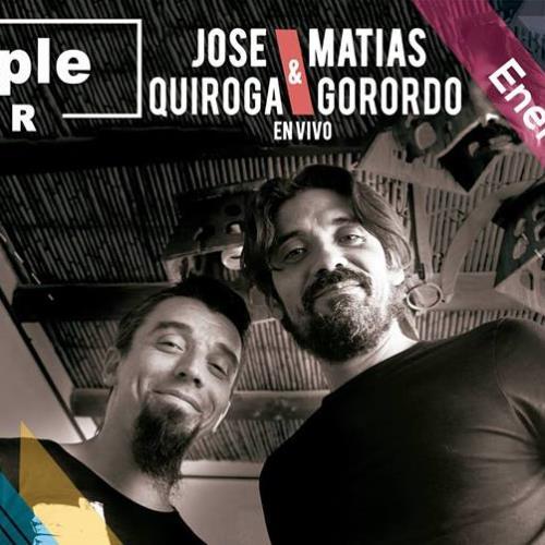 Jose Quiroga y Matias Gorordo