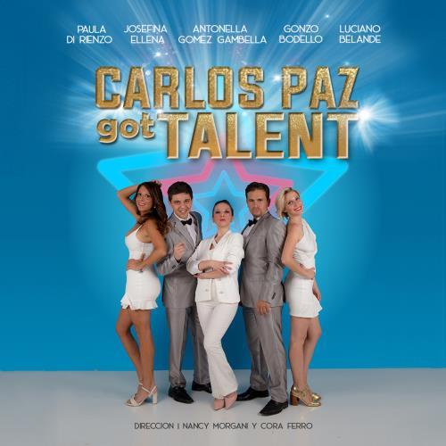 Carlos Paz Got Talent