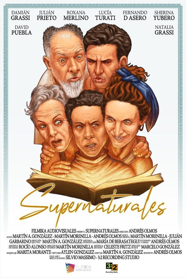 Supernaturales Película