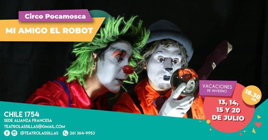 Mi amigo el robot!