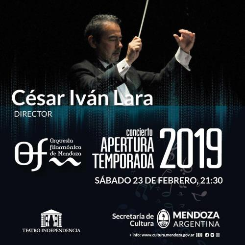 Concierto Apertura Temporada 2019 OFM