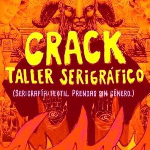 CRACK     Taller Serigrafico