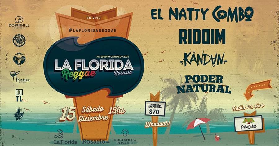 La Florida Reggae!