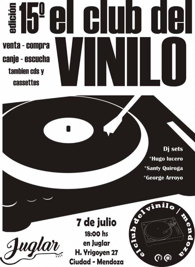 Club del Vinilo -Edición 15