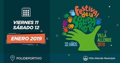 Festival de la Solidaridad 2019