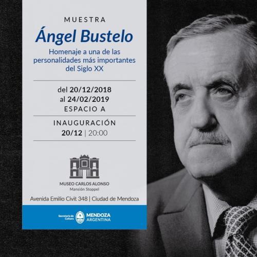 MUESTRA ÁNGEL BUSTELO