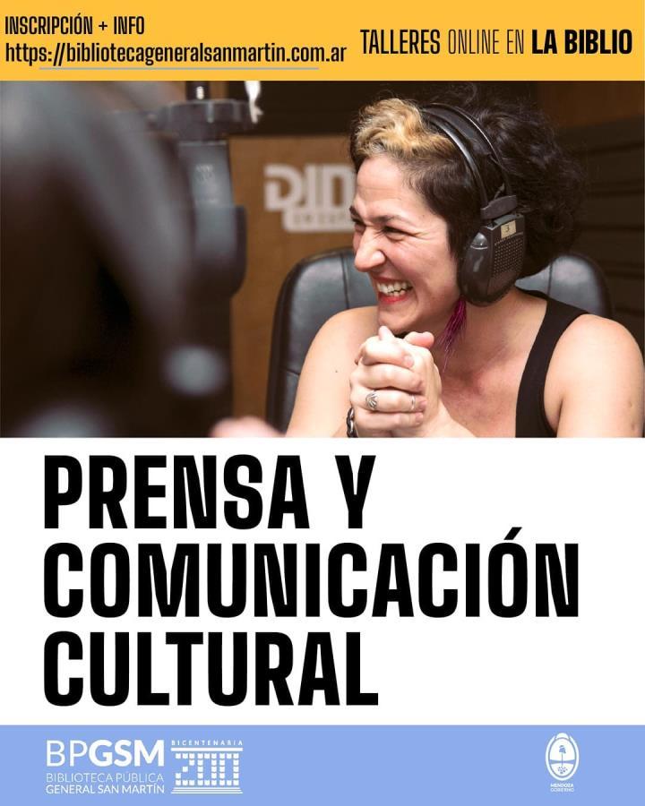Taller de Prensa y Comunicación Cultural