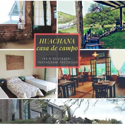 Huachana Casa De campo