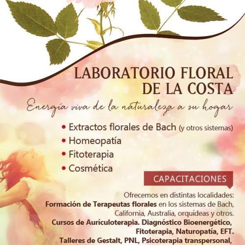 Laboratorio De La Costa. Flores De Bach