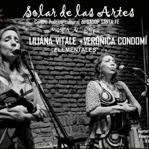 Liliana Vitale & Verónica Condomí