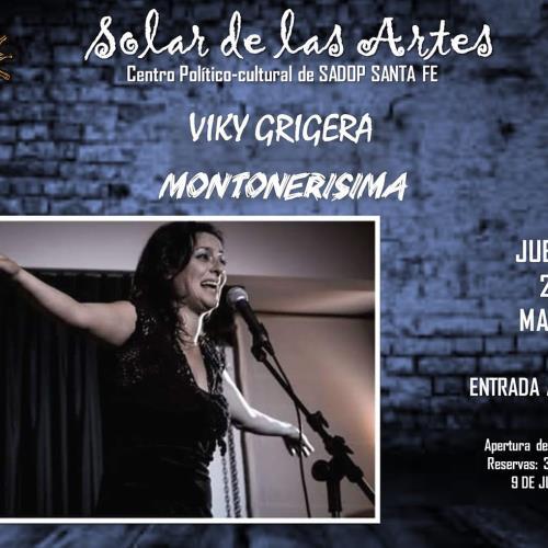 Vicky Grigera - Montonerisima