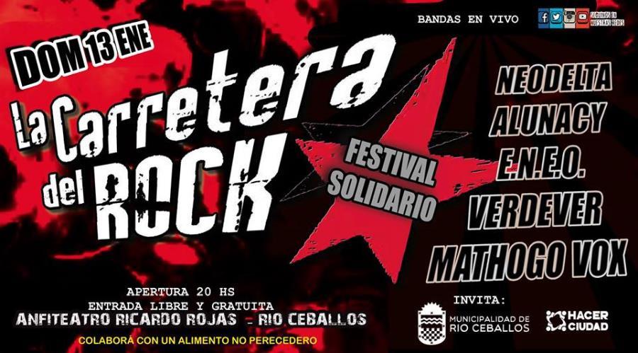 Festival De La Carretera Del Rock 2019