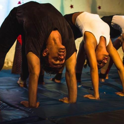 Flexibilidad y Trapecio Fijo