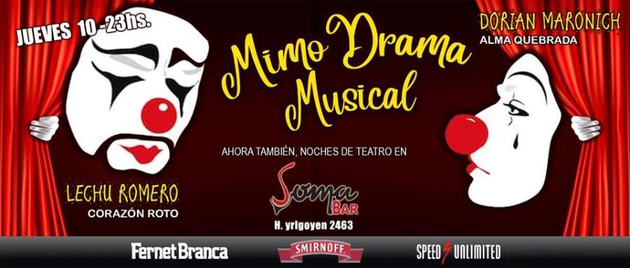 Mimodrama Musical