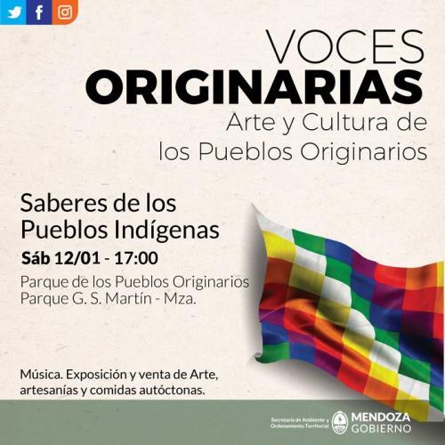 Voces Originarias