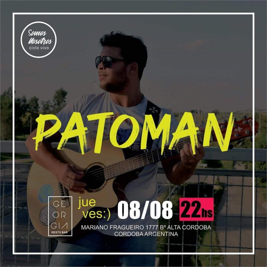 PATOMAN EN PATRIA BAR