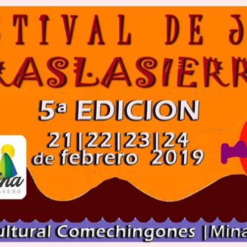 Festival de Jazz Traslasierra 2019 5ª edición